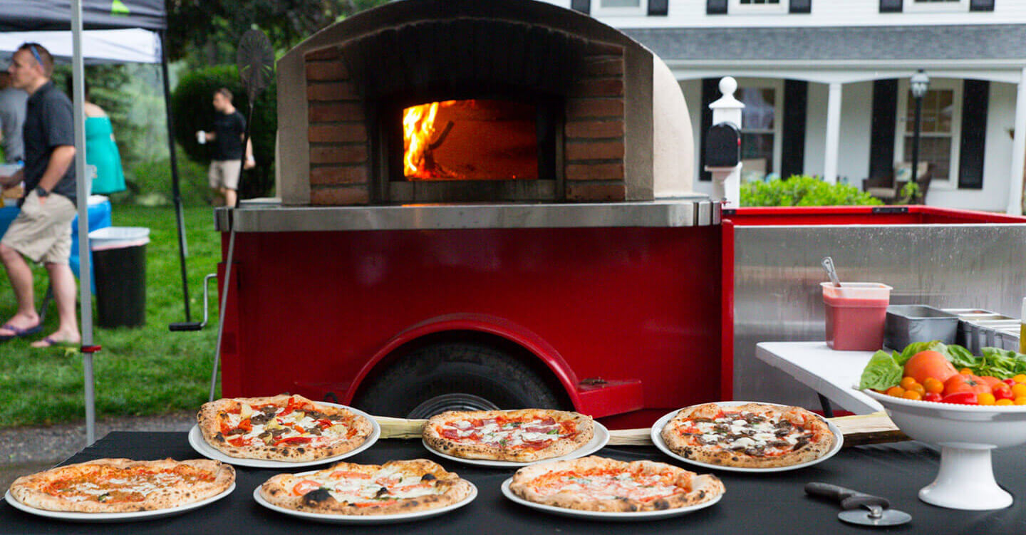 Mobile Pizza | Wood Fire Pizza Catering
