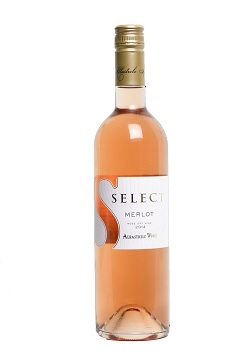 Select Merlot Rose 2014 | Wines From Maldova