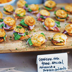 Finger Food Sydney | Bespoke Catering