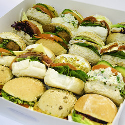 Sandwich, Wraps and Rolls Catering